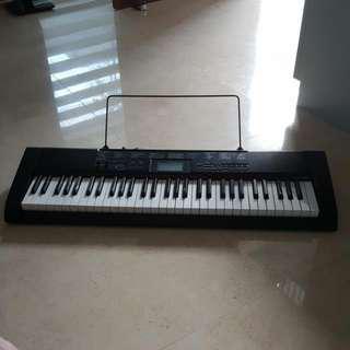 Casio Electric Keyboard CTK-120₩