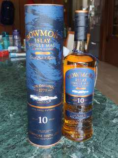 Bowmore - Tempest Small Batch 1 - Whisky