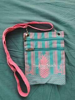 Shoulder Canvas Mini Messenger Bag