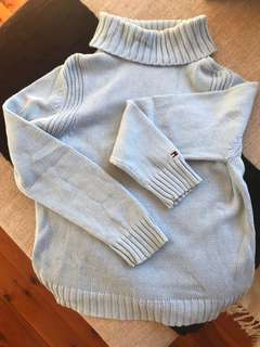 Tommy Hilfiger knitted turtle neck