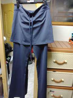 🚚 運動彈性褲裙