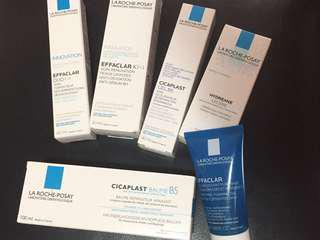 100%new La roche posay duo+ k+ b5 legere