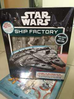 Star Wars Ship Factory (Rare)