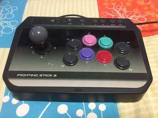 Hori fighting stick 3 for ps and pc
