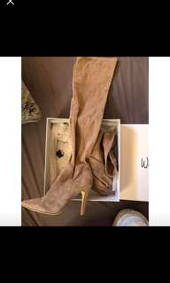Wittner Thigh High Boots