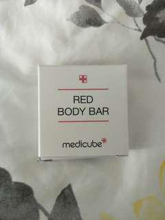 MINI RED BODY BAR (FREE NORMAL MAIL)
