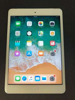 iPad Mini 16GB with SIM Card