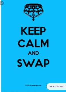Ladies want to do swaps 😘💝
