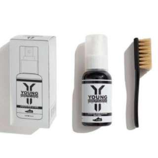 Young Americana Supply YAS Premium Shoe Cleaner- Natural flavor (60ml)Nike , adidas