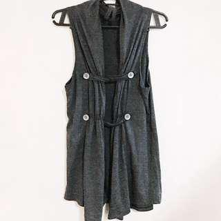 Sleeveless Outerwear