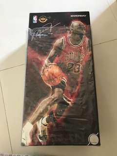 全新 Enterbay 1:6 米高佐敦 Michael Jordan #23 Chicago Bulls 公牛 NBA