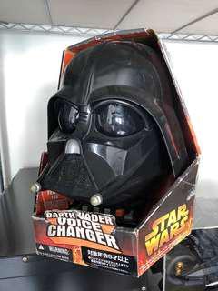 Starwars 星球大戰 黑武士 Darth Vader 全頭盔連變聲器