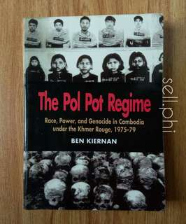 The Pol Pot Regime by Ben Kiernan