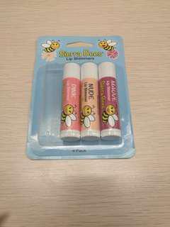 3支$15,Sierra Bees, Organic Lip Balms,lip skimmers,有色潤唇膏,有機,自然植物色素