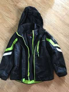 Weatherproof Winter Snow Jacket