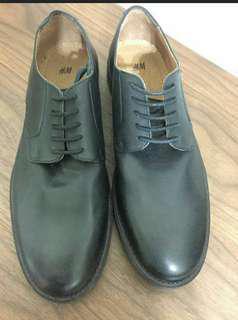 歲末出清-H&M 時尚皮鞋