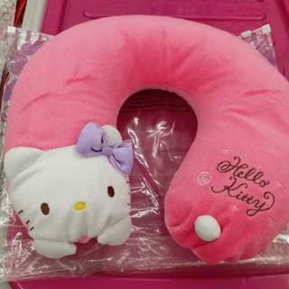 Hello Kitty 頸枕
