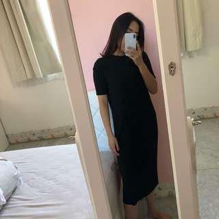 PULL N BEAR midi dress