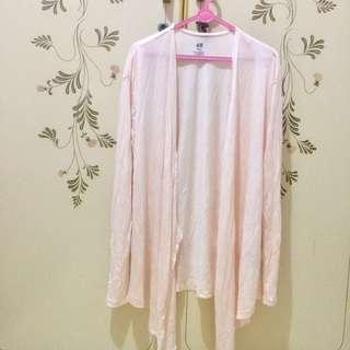 [New] H&M Cardigan Baby Pink