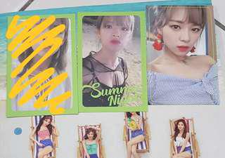 Twice Photocard Card DTNA Jeongyeon