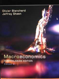 Macroeconomics Australasian edition