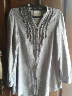 Atasan blouse fashion
