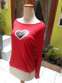 Valentine lony tshirt