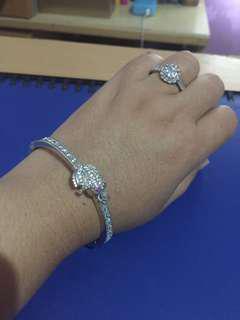 Set Bangle & Ring