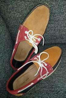 Sepatu zara man size 43