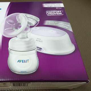 AVENT 標準型單邊電動吸乳器