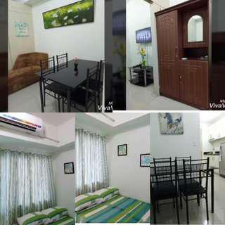 FOR SALE JAZZ RESIDENCES 1BR WITH BALCONY FACING AMENITIES