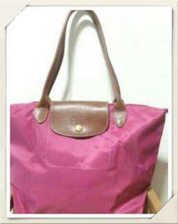 Authentic Longchamp Pink