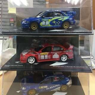 Rally Model 1:43