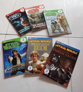Star Wars DK Book Reader