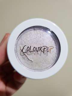 Colourpop highlighter in MOON