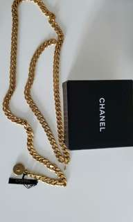 Chanel 腰鍊(正品)
