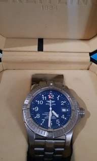 Breitling avenger seawolf,authentic,second,private collection