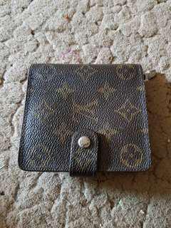 Louis vuitton wallet original untuk dijual