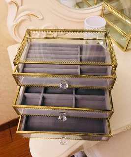 宮廷法式 首飾盒 jewellery box
