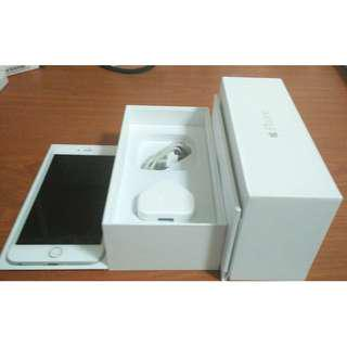 IPhone 6 + 64 GB Silver ( Mint Condition)