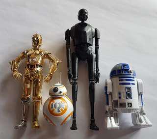 Star Wars Bandai 1/12 Scale