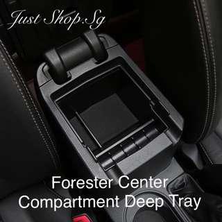 Subaru SJ Forester Center Compartment Deep Tray