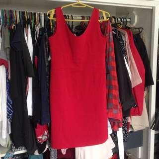 Red FormalDress