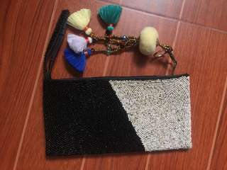 Indonesian Hand-made Clutch / Pouch
