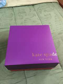 Authentic Kate spade box