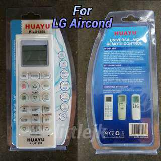 Universal Remote Control for LG Aircond