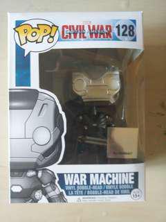 War Machine Funko Pop
