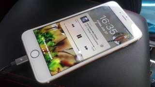 Apple iPhone 6 plus 64gb my set