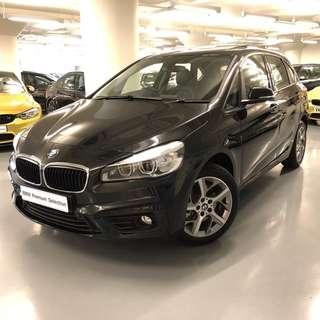 BMW 218iA Active Tourer