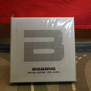 << BRAND NEW >> Big Bang - Still Alive (Special Edition) CD + Booklet + YG Family Card